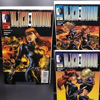 Black Widow #1-3 (1999) 1st Appearance Yelena Belova Marvel Comics Key SEE PICS