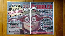 Harry Potter THE QUIBBLER colour copy from original art dept copy - COLLECTABLE