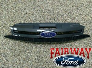2009 2010 2011 Focus OEM Genuine Ford Parts Black SES Grille with Emblem NEW