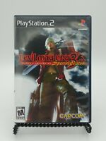 Devil May Cry 3 (PS2 2005) Dante's Awakening, Special Edition.