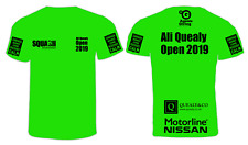 Ali Quealy Open 2019 Squash Tournament T-Shirt
