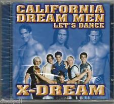 CALIFORNIA DREAM MEN - Let's dance - CD 1999 NEAR MINT CONDITION