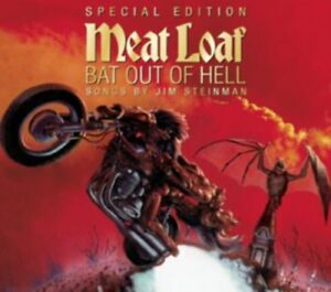 MEAT LOAF BAT OUT OF HELL SPECIAL EDITION CD & DVD ALBUM (2013)