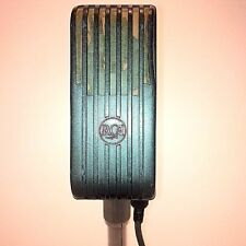 "RCA ART DECO VINTAGE ""Varacoustic"" #6203-B MICROPHONE. C.1945. Fab Display. WOW!"
