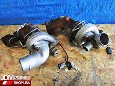 JDM 93-98 Nissan Skyline R33 GTR 2.6L RB26DETT OEM Garrett A/R42 M24 Twin Turbos