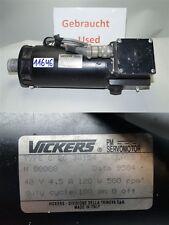 Vickers C 26 30154 SERVOMOTORE SERVOMOTORE c2630154
