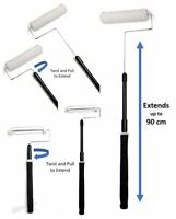 Long Handled Paint Roller Extendable High Reach Ceiling Painting Extension Pole