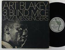 "Art Blakey ""Three Blind Mice"" Jazz LP United Artists Jazz 15002"