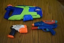 Squirt gun lot: Vintage Super soaker, Vaporizer,  Leaking  Issues