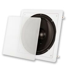 Acoustic Audio In-Wall Subwoofer