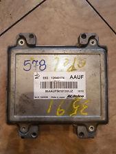 ECU ENGINE OPEL MERIVA B 12640174 AAUF