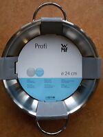 WMF Pfanne Profi 24cm Servierpfanne Bratpfanne Induktion Cromargan NEU