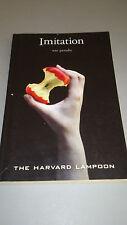 The Harvard Lampoon - Imitation
