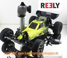 1:10 Reely RC Buggy Lizard 2WD Brushed RTR inkl FB, AKKU,fährt Top B-Ware (11)