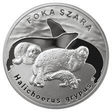 Poland / Polen - 20zl Grey seal