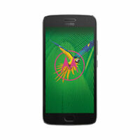 Motorola MOTO G5 Plus XT1687 32GB Lunar Grey Factory Unlocked Smartphone