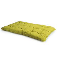 Lime DOUBLE Loft 25® Luxury Fabric Memory Foam Futon Mattress Guest Spare Bed