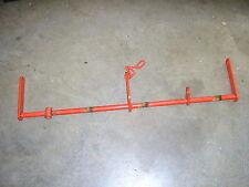 "Simplicity 1668718 Roller Arm Assembly 48"" Mower Deck  5000 6000"