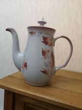 Denby TWILIGHT Stoneware Tea Coffee Pot Ex Condition