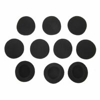 5 pairs of Black Replacement Ear Pads for PX100 Koss Porta Pro Headphones W7T5