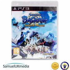 Sengoku Basara: Samurai Heroes (PS3) **NEW & UNSEALED**