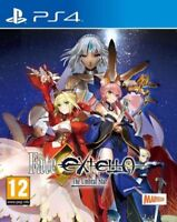Fate/Extella: The Umbral Star ps4 mint condition 1st class super fast delivery