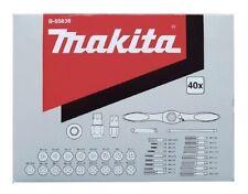 MAKITA B-65838 40pcs Ratcheting Tap & Die set