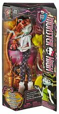 Monster High Scarah Screams Freaky Fusion Doll Brand New Boo York Haunted Figure