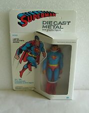 VINTAGE NEW MINT IN BOX MIB 1979 MEGO DIE CAST METAL SUPERMAN 91505