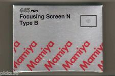 Mamiya 645 PRO TL / 645 PRO/SUPER type B  FOCUSING SCREEN (RANGEFINDER SPOT)!!!