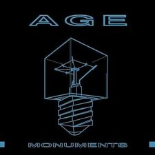 Age by Monuments (Italy) (Vinyl, Nov-2013, Mannequin (Italy))