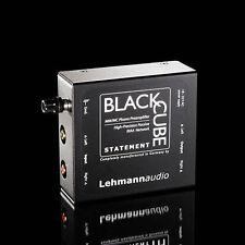 LEHMANN AUDIO BLACK CUBE STATEMENT PRE PHONO MM/MC SIGILLATO GARANZIA ITALIA