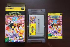 Super Famicom SFC Micky Magical Adventure 3 Boxed Japan game US Seller