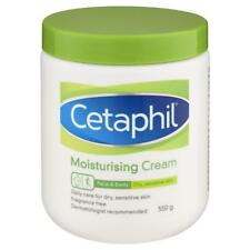 Cetaphil Moisture Cream 550G For Dry and Sensitive Skin
