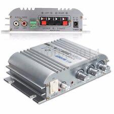 SOOER Hi-Fi Bass Car Stereo Class 300 Watt 2.1 Channel Subwoofer Amp Amplifier