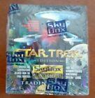 1993+Skybox+Star+Trek+Master+Series+Series+One+Trading+SEALED+CARD+BOX%21+SPECTRA