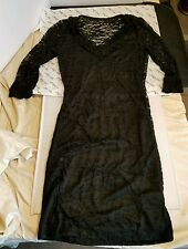 New Womans Grey Goose Collection  Private Label Sexy Cocktail dress Black size S