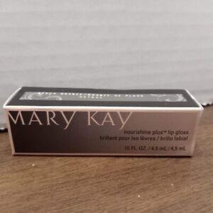 Mary Kay Discontinued LIP GLOSS NOURISHINE Lip Gloss Beach Bronze