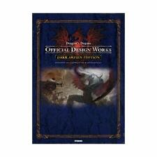 Dragon's Dogma Official Design Works Dark Arisen Edition game Art Book