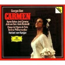 BALTSA/CARRERAS/KARAJAN/BP - CARMEN (GA) 3 CD NEW+