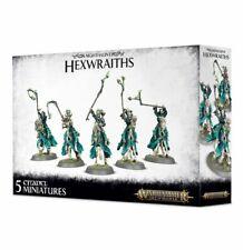 Warhammer Malignants Hexwraiths 5 Age of Sigmar AoS Black Knights