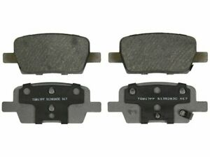 For 2018-2020 Buick Enclave Brake Pad Set Rear Bosch 12426BC 2019