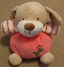 Tommee Tippee Hugs Cuddle Puppy Dog Newborn Baby Toddler Boy Girl Soft Plush Toy