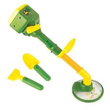 NEW John Deere Lawn & Garden Set (Trimmer & 2 Garden Tools), Ages 2+ (LP67288)