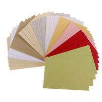 50 Blatt Doppelseitige Spezialität Perlmuttpapier Für Die Herstellung Von