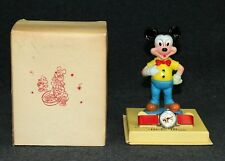Disney Mickey Mouse 1958 Watch Timex US Time Ingersoll Statue MIB