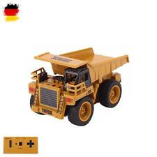 RC ferngesteuerter Mini Kipper, Tieflader Baustellen-Fahrzeug,Auto,LKW, NEU