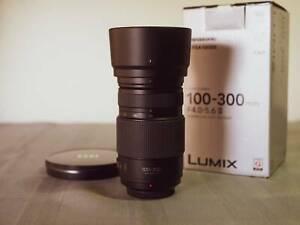 Panasonic Lumix 100-300 f4.5-5.6 II As New