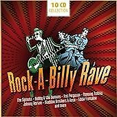 Various Artists - Rock-A-Billy Rave (2012)