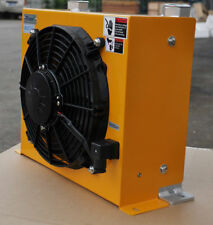 AH1012T AH1012T-CA NEW HYDRAULIC OIL COOLER 100L/min DC12V/AC110/AC220V/AC380V